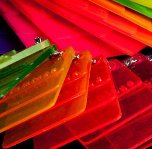 Imagen cristales colores