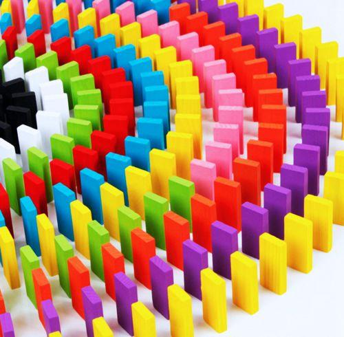 Imagen dominó colores