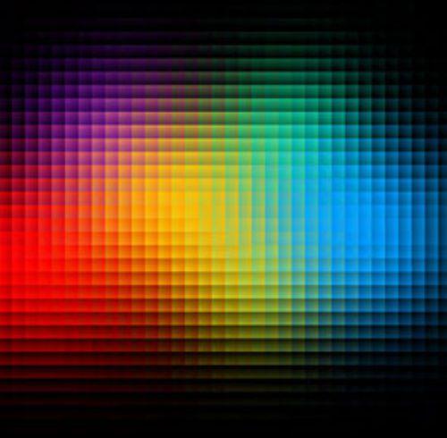 Imagen efecto colores