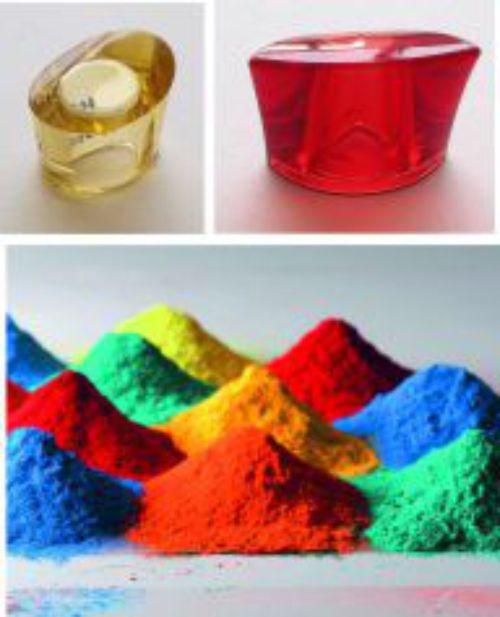 materiales colorantes